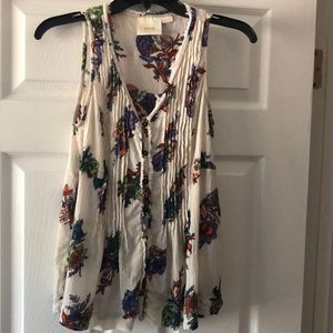 Maeve tank top from Anthropologie (size: S)